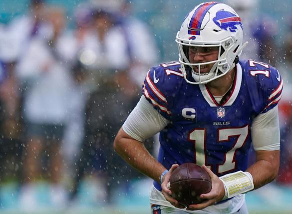 Josh Allen and the Buffalo Bills take on the Washington Football Team in Week 3.