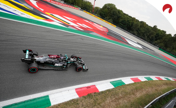 Lewis Hamilton is one of the favorites in F1 Championship odds.