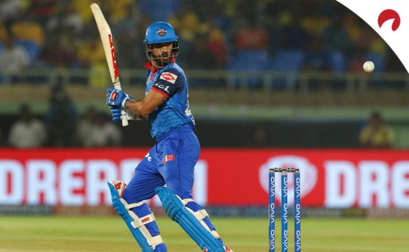 Shikhar Dhawan leads IP award odds for Top Batsman.