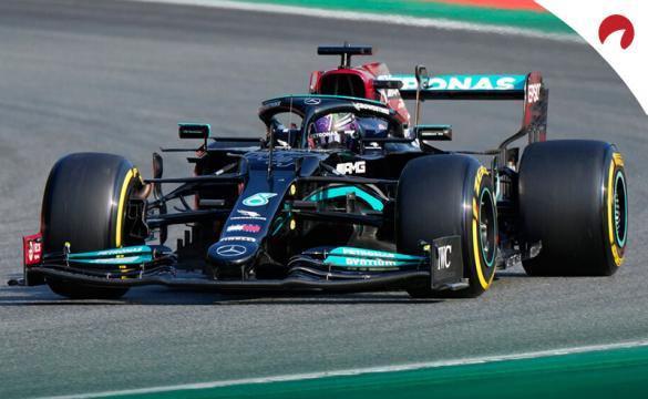 Lewis Hamilton encabeza las cuotas de los favoritos para ganar el Gran Premio de Rusia de Fórmula 1.