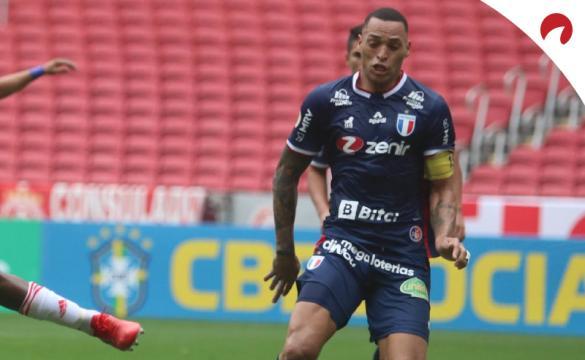 Sport e Fortaleza se encontram no Brasileirão
