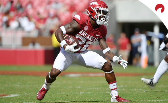 The Arkansas offense should be able to score early and often.