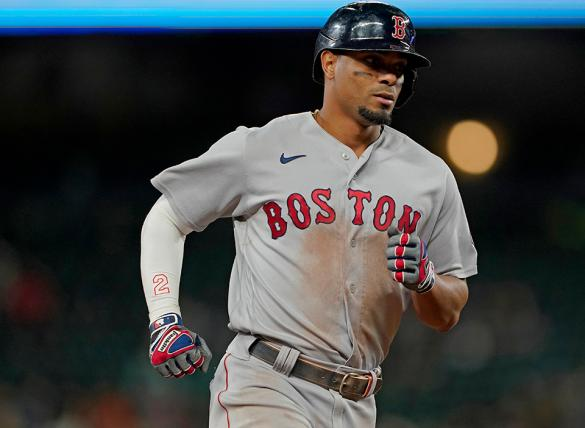 The Boston Red Sox take on the New York Yankees on Friday night.