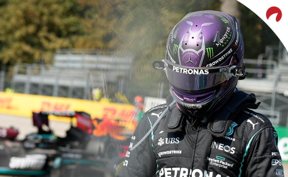 Lewis Hamilton is heavily favored in Russian Grand Prix odds.