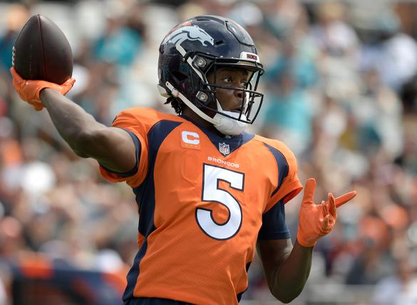 Teddy Bridgewater's Broncos are among this week's Las Vegas Expert Pick.