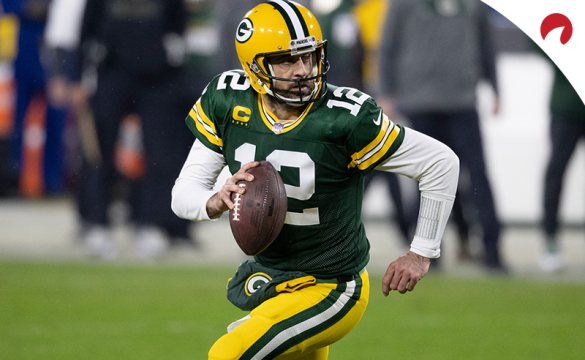 Aaron Rodgers headlines our SNF Prop Bets.