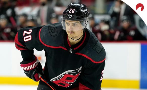 Sebastian Aho and the Carolina Hurricanes headline our NHL win total best bets.