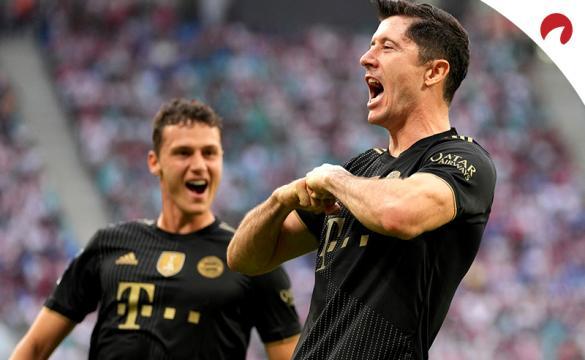Lewandowski & Bayern provide tons of value in latest Champions League title odds.