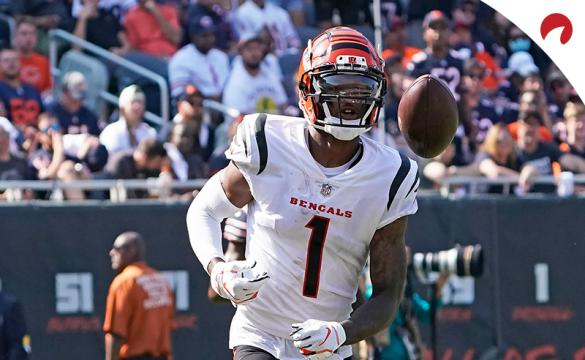 Cincinnati Bengals WR Ja'Marr Chase sits atop the board in latest Offensive Rookie of The Year odds.