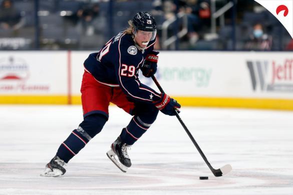 Patrik Laine NHL-kausi 2021-22