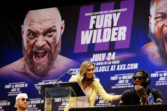 Fury vs Wilder Quoten