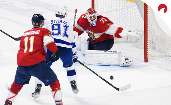 The Lightning and Panthers both are atop NHL Atlantic Division odds 2021-22