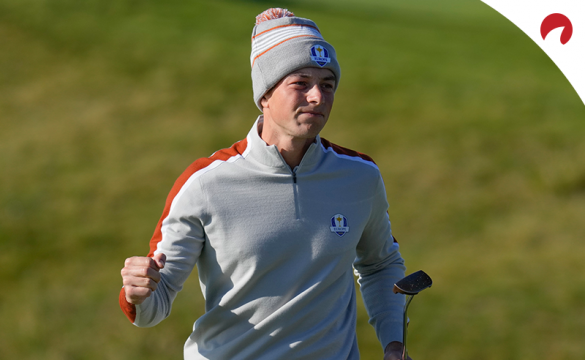 Viktor Hovland is one of the best bets in 2021 CJ Cup odds.