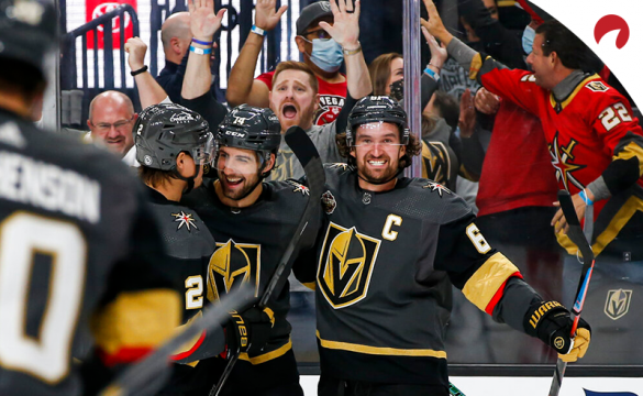 Vegas leads Pacific Division Odds 2021