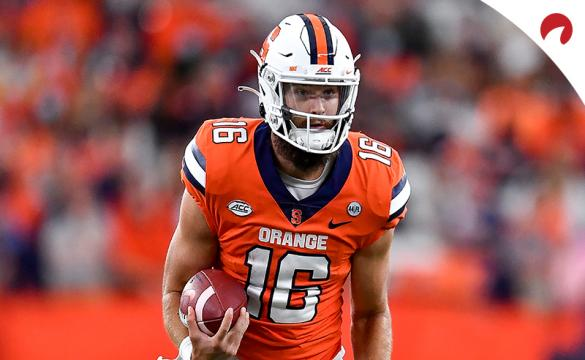 Garrett Shrader & the Syracuse Orange lead our Las Vegas Expert Picks this week.