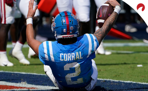 Ole Miss and Tennessee should be able to score early and often in Week 7.