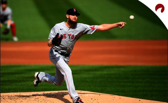 Chris Sale y los Red Sox se enfrentan a los Astros en la Serie de Campeonato de la Liga Americana