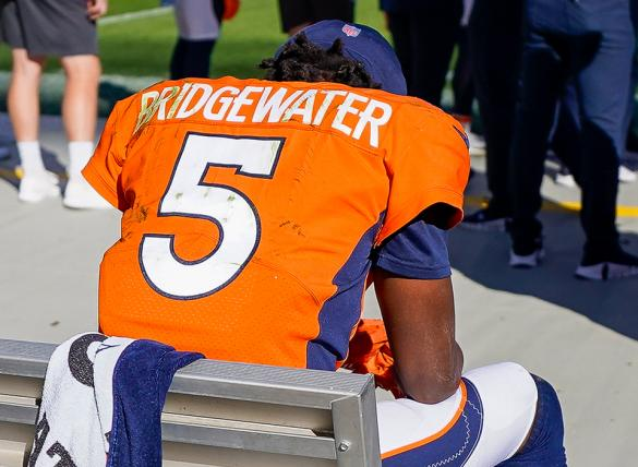 Teddy Bridgewater's Broncos are road underdogs in the Denver vs Cleveland odds.