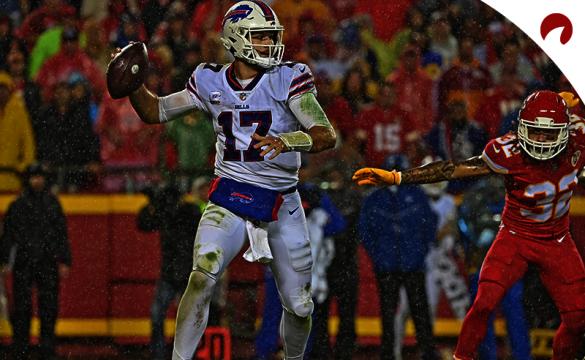 Josh Allen ahora lidera las cuotas de MVP de la NFL con pagos de 5.50 en las casas de apuestas deportivas.