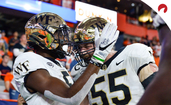 Wake Forest leads our NCAAF Expert Picks this week