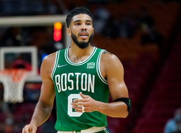 Jayson Tatum's Celtics are underdogs in the Boston vs New York odds - Oct. 20.