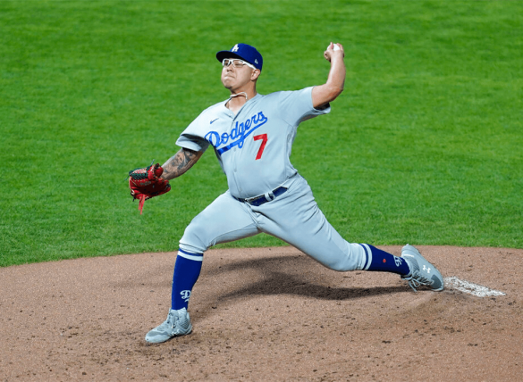 Julio Urias and the Dodgers Look to Even Series