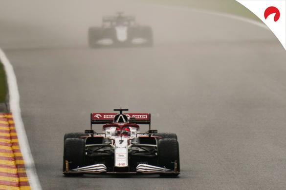 F1 Qatar osakilpailu 2021