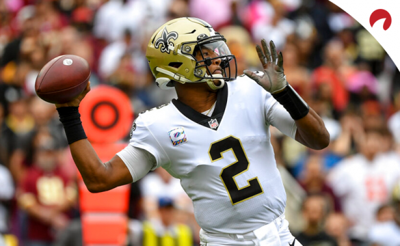Winston's Saints are part of our NFL parlay this week