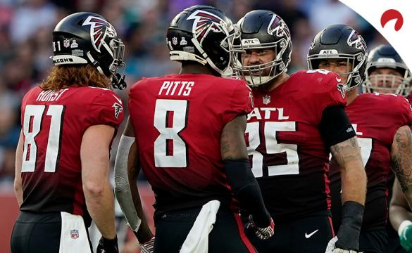 Plenty of money coming in on the Falcons in Week 7's biggest NFL Line Movement.