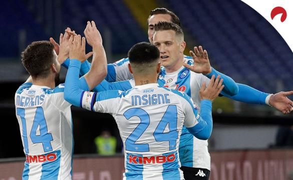 Napoli are the new favorites in Serie A Title odds.