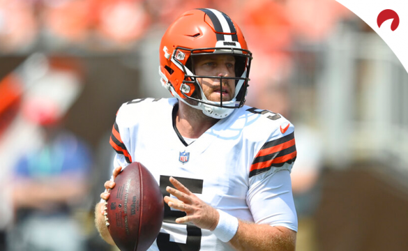 The Browns QB tops our TNF prop bets