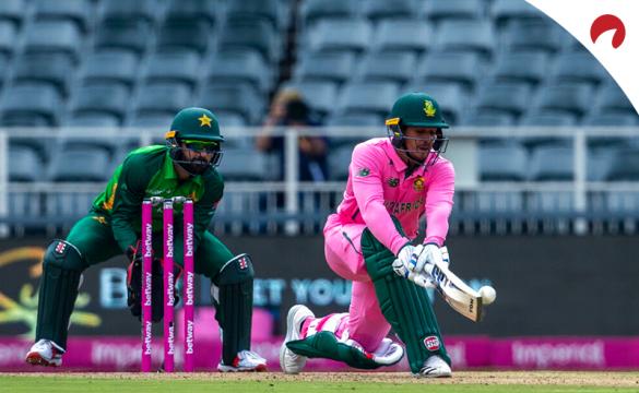 Quinton De Kock leads Cricket World Cup top batsman odds