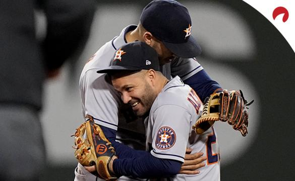 The Houston Astros are now no longer favored in latest World Series Odds