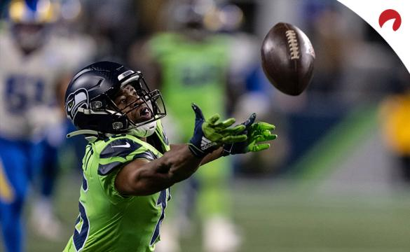 Tyler Lockett leads our best bets for MNF prop bets in Week 7.