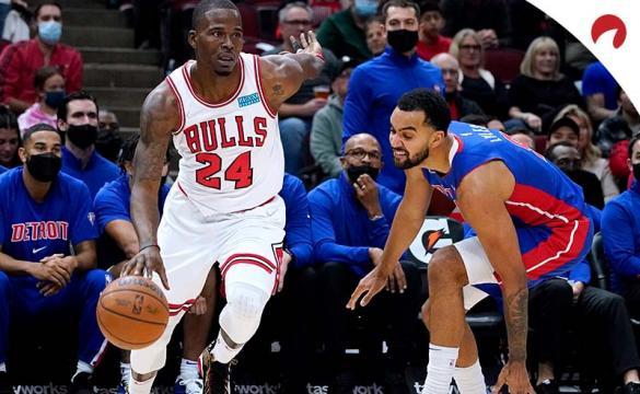 Bulls e Nuggets são favoritos da semana da NBA 2021/2022