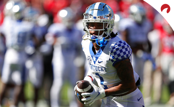 Kentucky leads our NCAAF Expert Picks this week