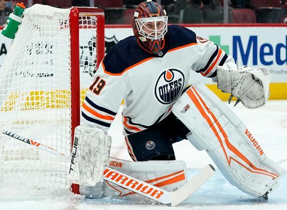 The Edmonton Oilers take on the Philadelphia Flyers on Wednesday night.